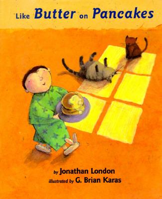 Image for Like Butter on Pancakes (Viking Kestrel Picture Books)