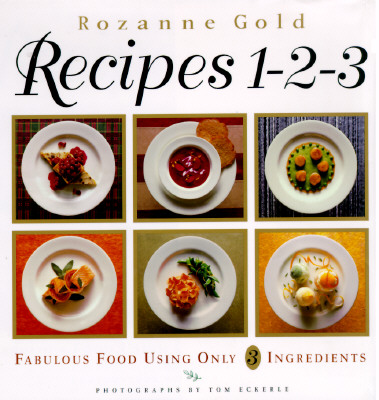 Image for Recipes 1-2-3: Fabulous Food Using Only Three Ingredients
