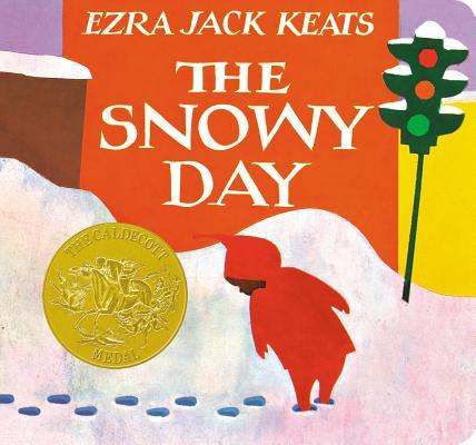 SNOWY DAY, KEATS, EZRA JACK