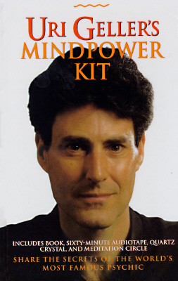 Image for URI GELLER'S MINDPOWER ( MIND POWER ) BOOK