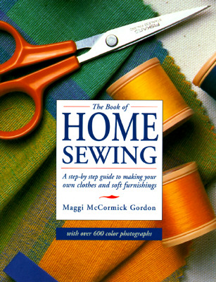 Image for BOOK OF HOME SEWING