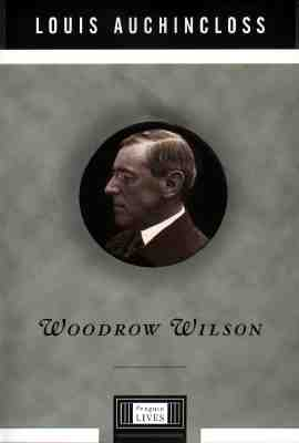 Image for WOODROW WILSON