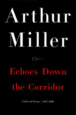 Image for ECHOES DOWN THE CORRIDOR COLLECTED ESSAYS 1944-2000