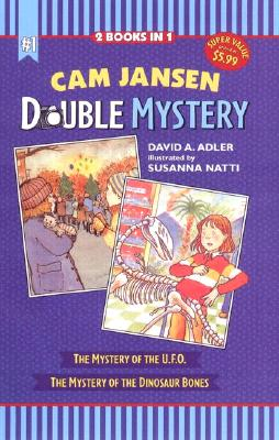 Image for Cam Jansen Double Mystery #1