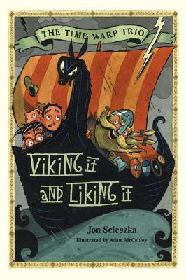VIKING IT AND LIKING I, JON SCIESZKA
