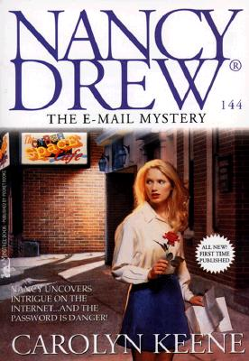 Image for The E-Mail Mystery (Nancy Drew Digest #144)
