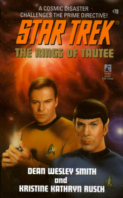 The Rings of Tautee (Star Trek), Dean Wesley Smith, Kristine Kathryn Rusch