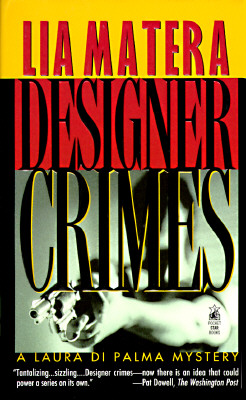Image for Designer Crimes: A Laura Di Palma Mystery