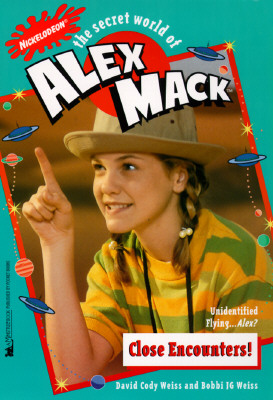 Image for Nickelodeon The Secret World of Alex Mack: Close Encounters