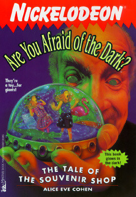 Image for Are You Afraid of the Dark? The Tale of the Souvenir Shop ( # 16 )