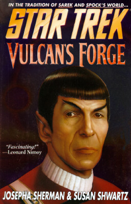Vulcan's Forge (Star Trek: The Original Series), Josepha Sherman, Susan Shwartz