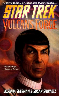 Image for Vulcan's Forge (Star Trek)