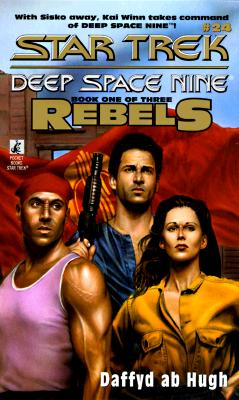 Image for Star Trek DS9: Rebels book One of Three: The conquered