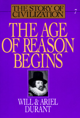 Image for AGE OF REASON BEGINS