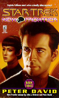 Image for NEW FRONTIER BOOK THREE STAR TREK