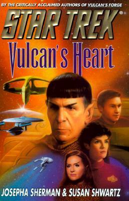 Image for Star Trek: Vulcan's Heart