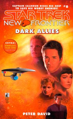Image for Dark Allies (Star Trek New Frontier, No 8)
