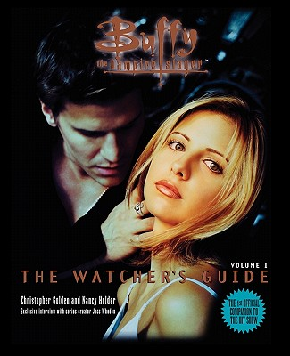 Image for Watcher's Guide Volume 1 (Buffy the Vampire Slayer)