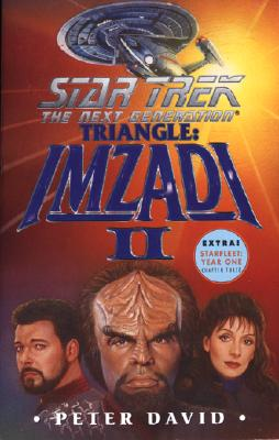 Image for STNG:IMZADI #002 TRIANGLE