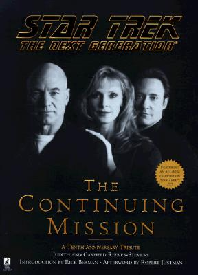 Image for The Continuing Mission (Star Trek: The Next Generation)