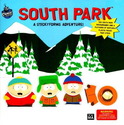 Image for South Park: a Stickyforms Adventure