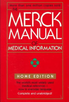 Image for The Merck Manual of Medical Information (Merck Manual Home Health Handbook (Quality))