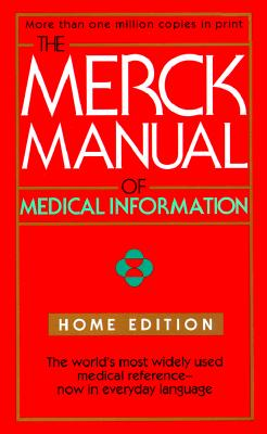 Image for The Merck Manual Of Medical Information (Merck Manual of Medical Information, Home Ed.)