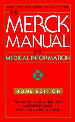 The Merck Manual Of Medical Information (Merck Manual of Medical Information, Home Ed.), Berkow, Robert