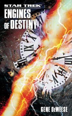 Engines of Destiny (Star Trek (Unnumbered Paperback)), Gene DeWeese