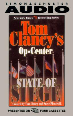 Image for Tom Clancy's Op-Center: State of Siege