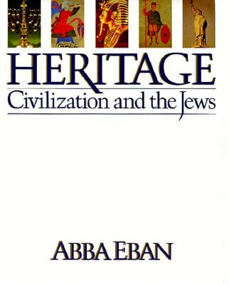 Image for HERITAGE CIVILIZATION AND THE JEWS