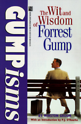 Image for Gumpisms: The Wit and Wisdom of Forrest Gump