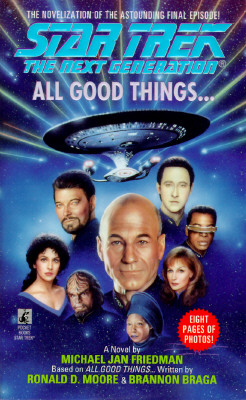 Image for STNG: ALL GOOD THINGS