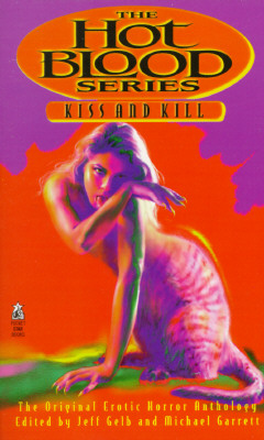 Image for Kiss and Kill: Hot Blood VIII
