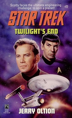 Image for Twilight's End (Star Trek, Book 77)