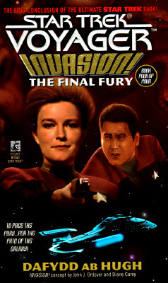 Image for The Final Fury (Star Trek: Voyager, No 9: Invasion Book No 4)