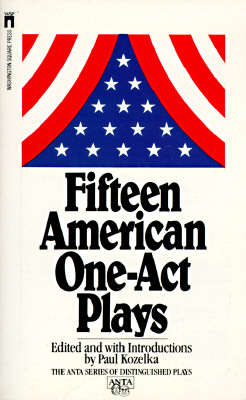 Image for Fifteen American One Act Plays (Anta Series of Distinguished Plays)