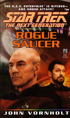 Image for Rogue Saucer (Star Trek Next Generation #39)