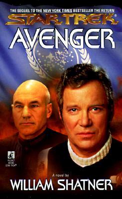 Avenger (Star Trek), William Shatner, Judith Reeves-Stevens, Garfield Reeves-Stevens