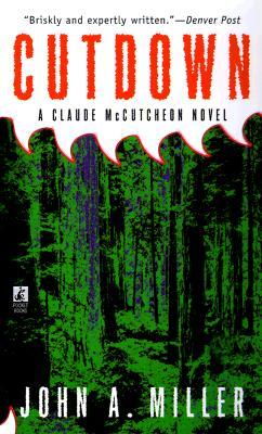 Image for CUTDOWN : A CLAUDE MCCUTCHEON NOVEL