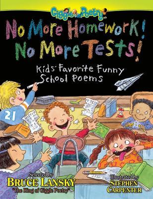 Image for No More Homework No More Tests
