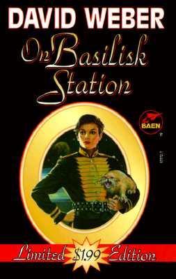 Image for On Basilisk Station (Honor Harrington)