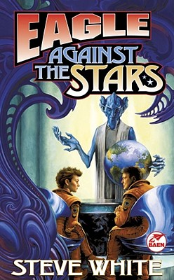 Image for Eagle Against The Stars