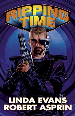 Image for RIPPING TIME A TIME SCOUT NOVEL