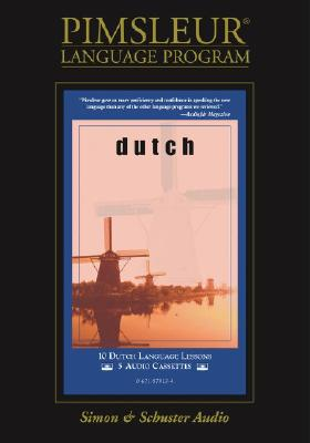 Image for Pimsleur Language Program:  Dutch