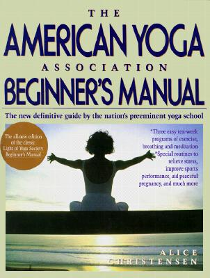 Image for American Yoga Association Beginner's Manual