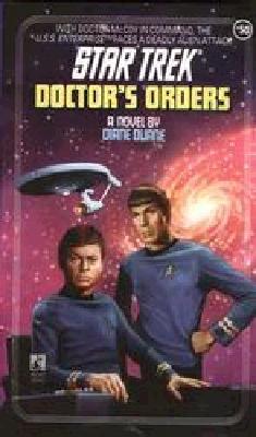 Image for Doctor's Orders (Star Trek #50)