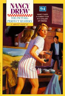 Image for PICTURE-PERFECT MYSTERY (NANCY DREW 94)