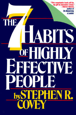Image for 7 HABITS OF HIGHLY EFFECTIVE PEOPLE