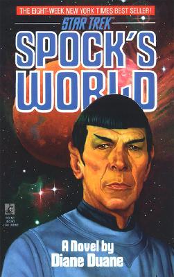 Image for Spock's World (Star Trek Original Series)
